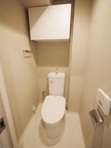 ナチュラルシック×収納力 トイレ