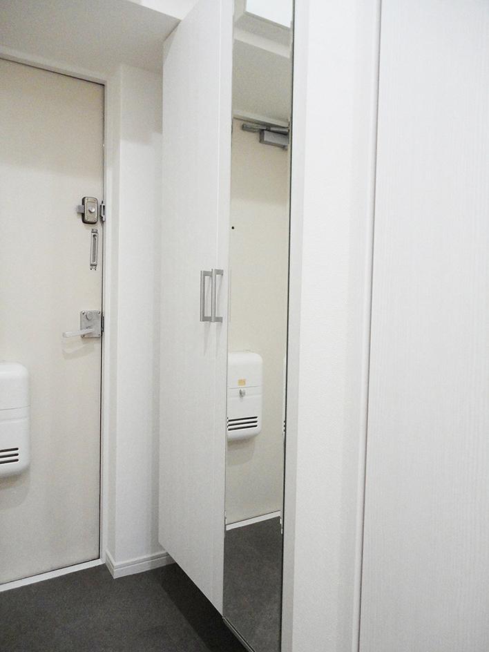 ぬくもり漂うナチュラル空間-玄関