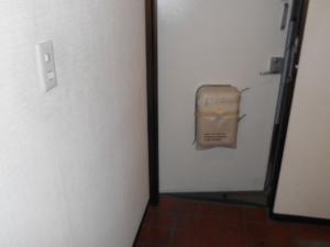 ぬくもり漂うナチュラル空間-玄関施工前