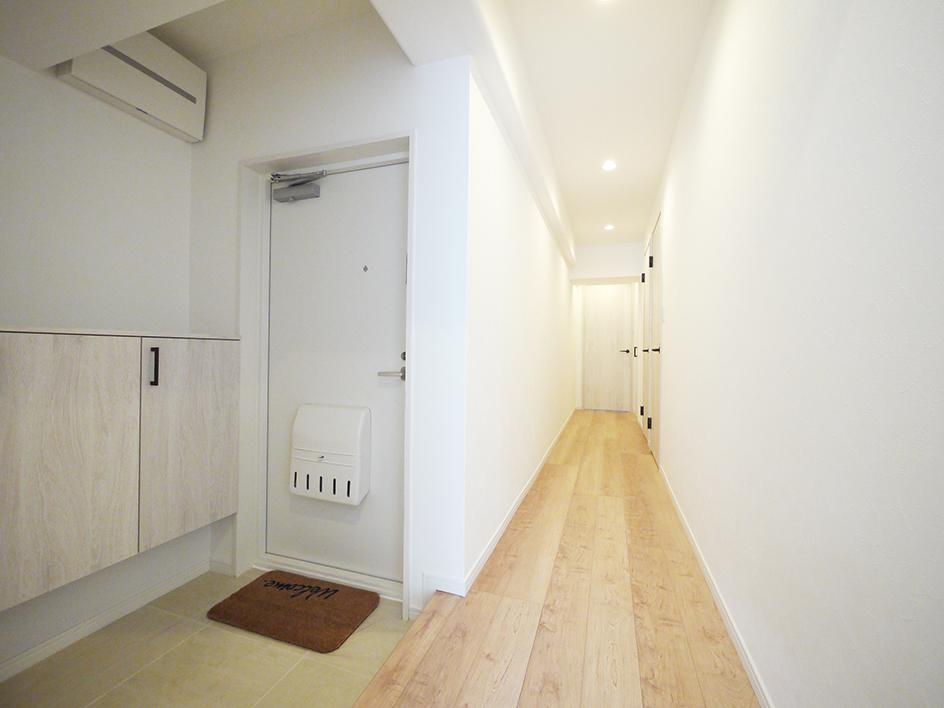 197玄関と廊下