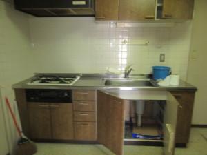 201-キッチン施工前