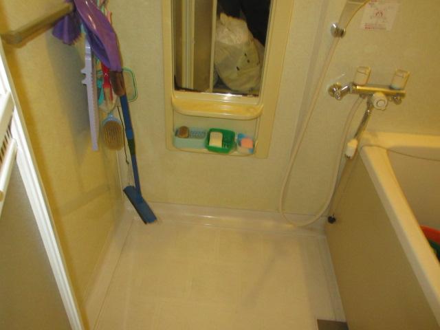 203-バスルーム施工前