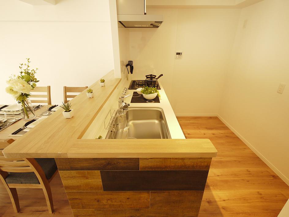 206-キッチン横から