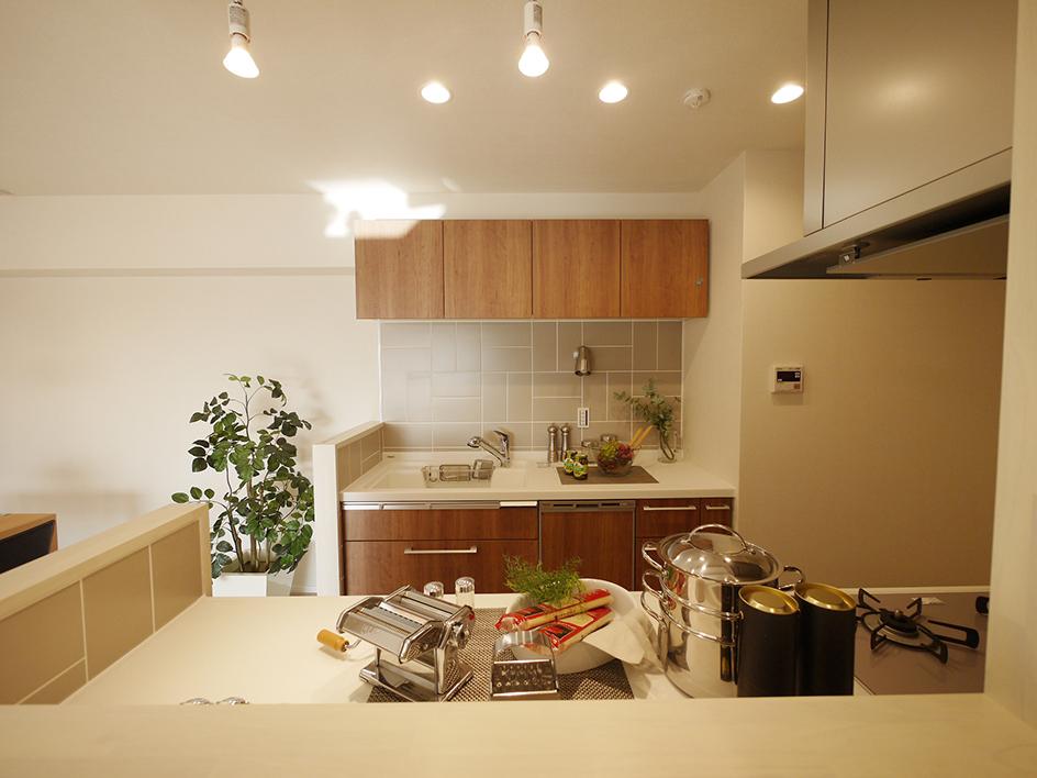 207-キッチン全体