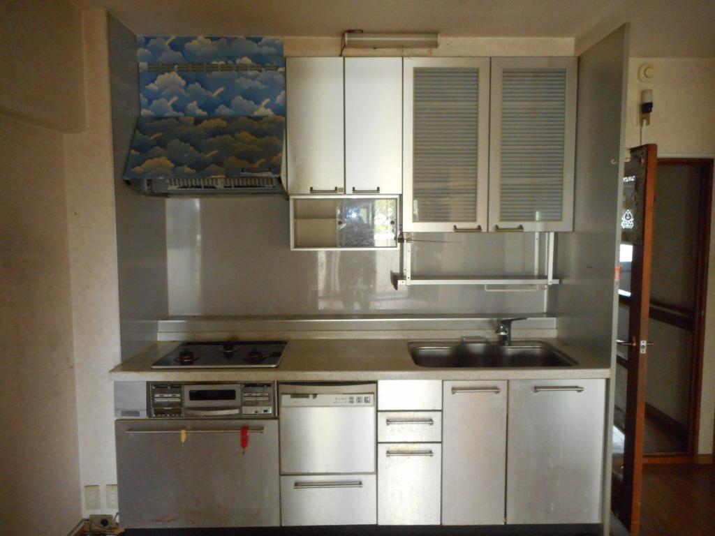206-施工前キッチン