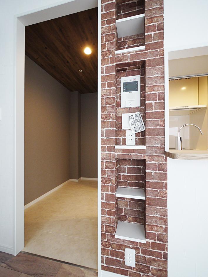 208-キッチン入口