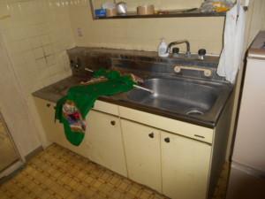 214-キッチン施工前