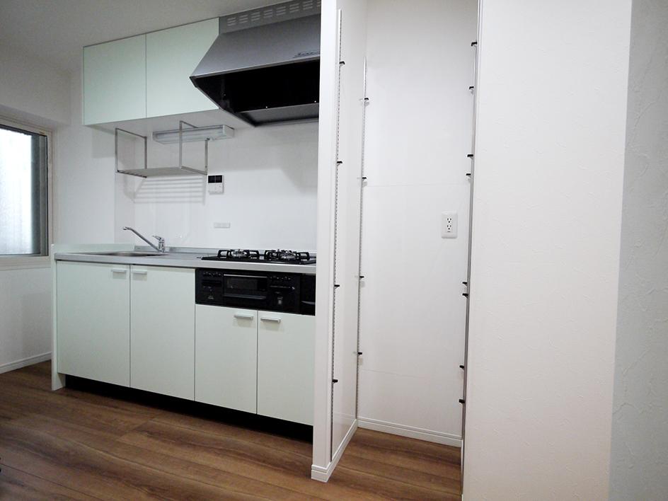 214-キッチン全体
