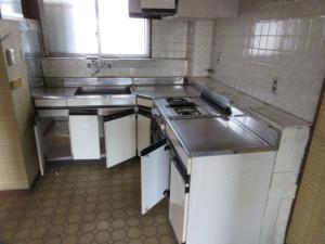 218-施工前キッチン