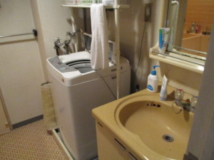 226-洗面室施工前
