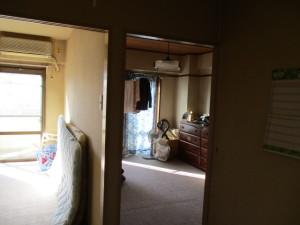 226-洋室施工前