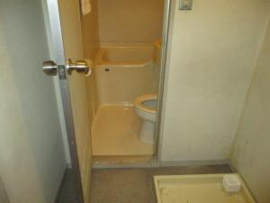 225タウンハウス中目黒-トイレ・バス施工前