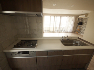 235-キッチン正面