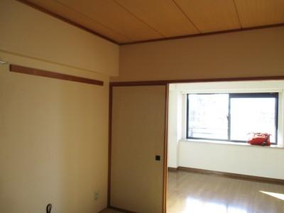 239ライフピア南越谷-施工前和室