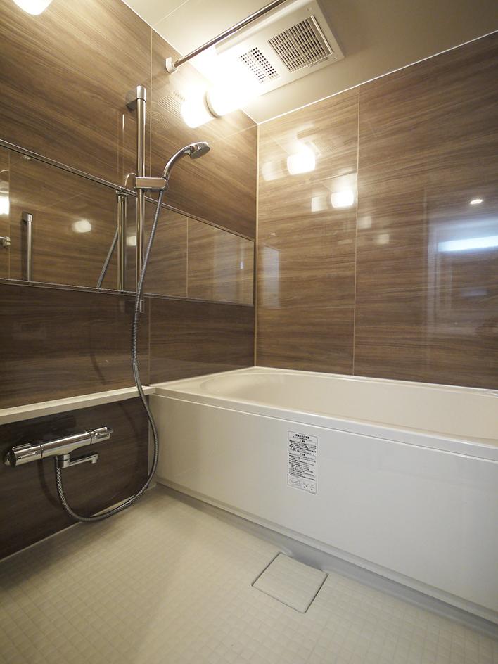 238サニーハイム門前仲町-浴室