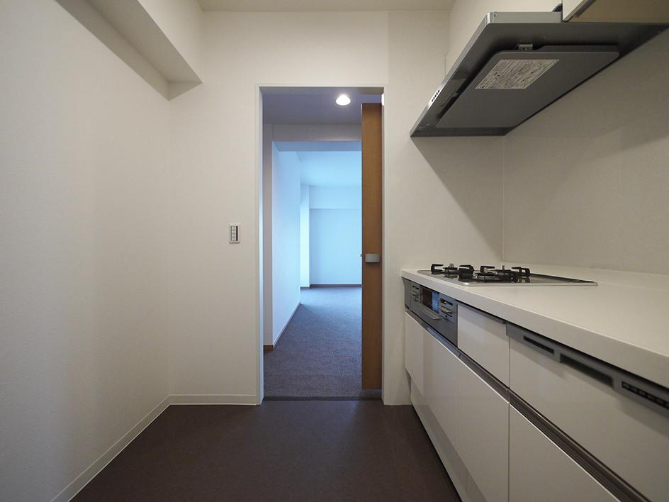 242-キッチン入口