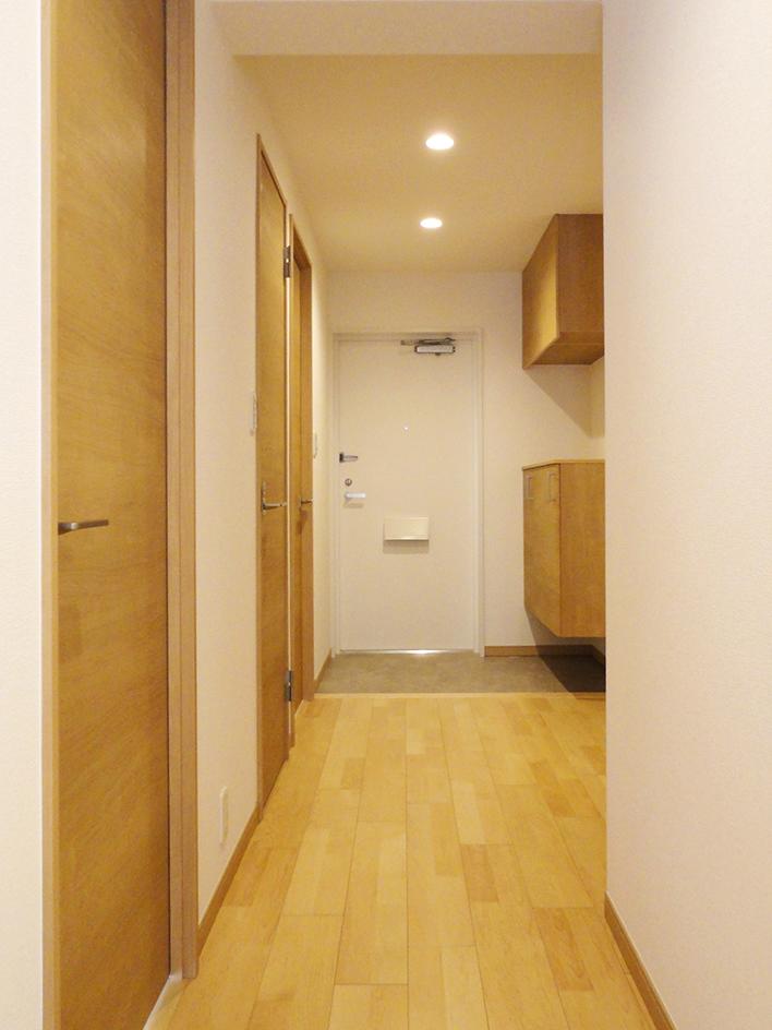 246-廊下から玄関