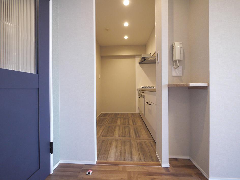 243-キッチン入口